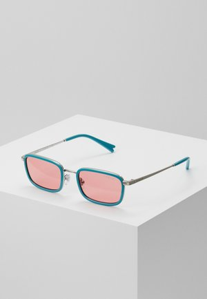 Sunglasses - blue/pink