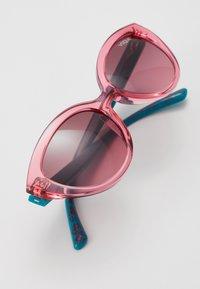 VOGUE Eyewear - VJ SUN - Sunglasses - pink/turquoise - 2