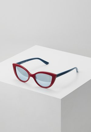 SUN - Sunglasses - red/blue