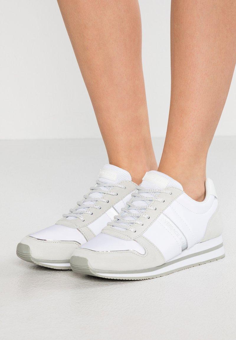 Versace Jeans - Sneakers basse - bianco/ottico