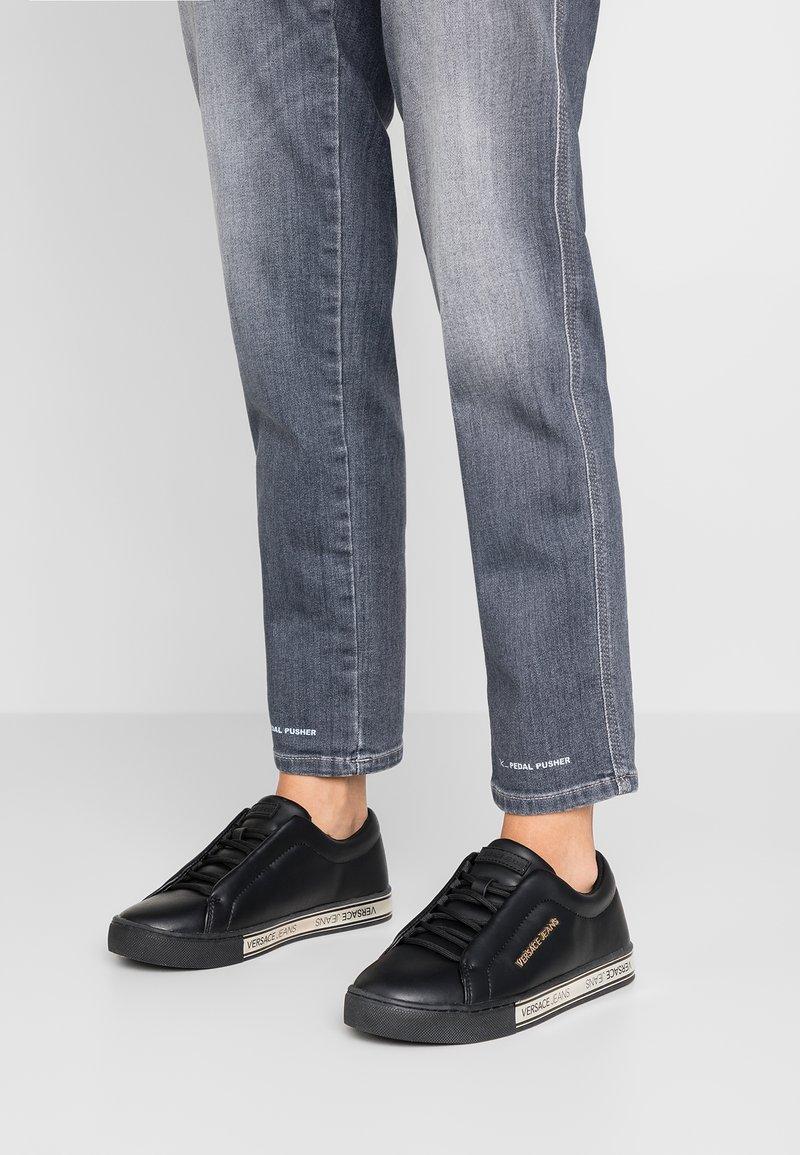 Versace Jeans - Sneakers basse - black