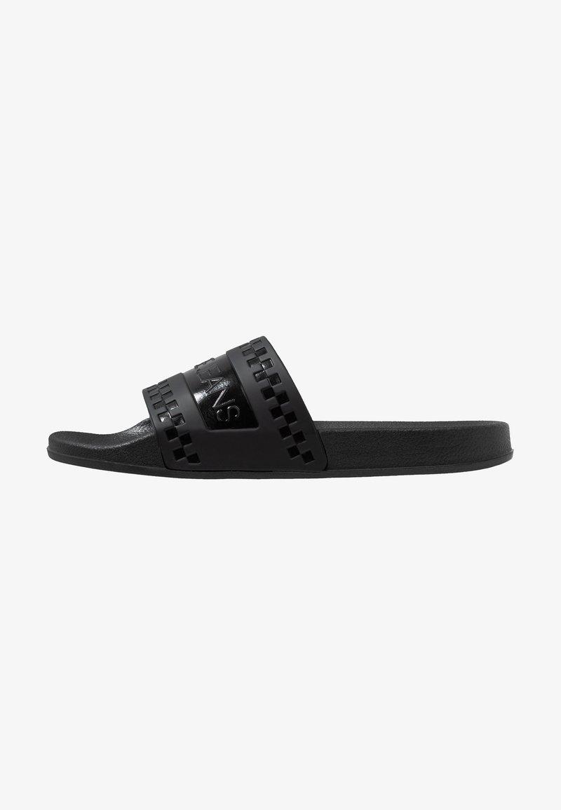 Versace Jeans - Muiltjes - black