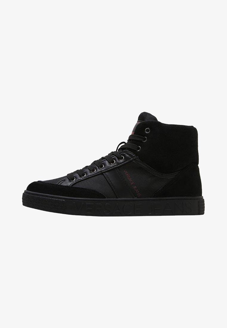 Versace Jeans - Höga sneakers - black