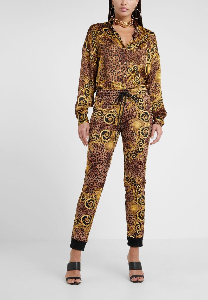 Versace Jeans Couture - Træningsbukser - gold