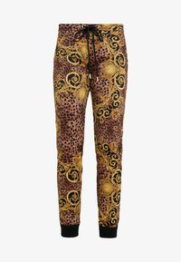 Versace Jeans Couture - Tracksuit bottoms - gold - 4