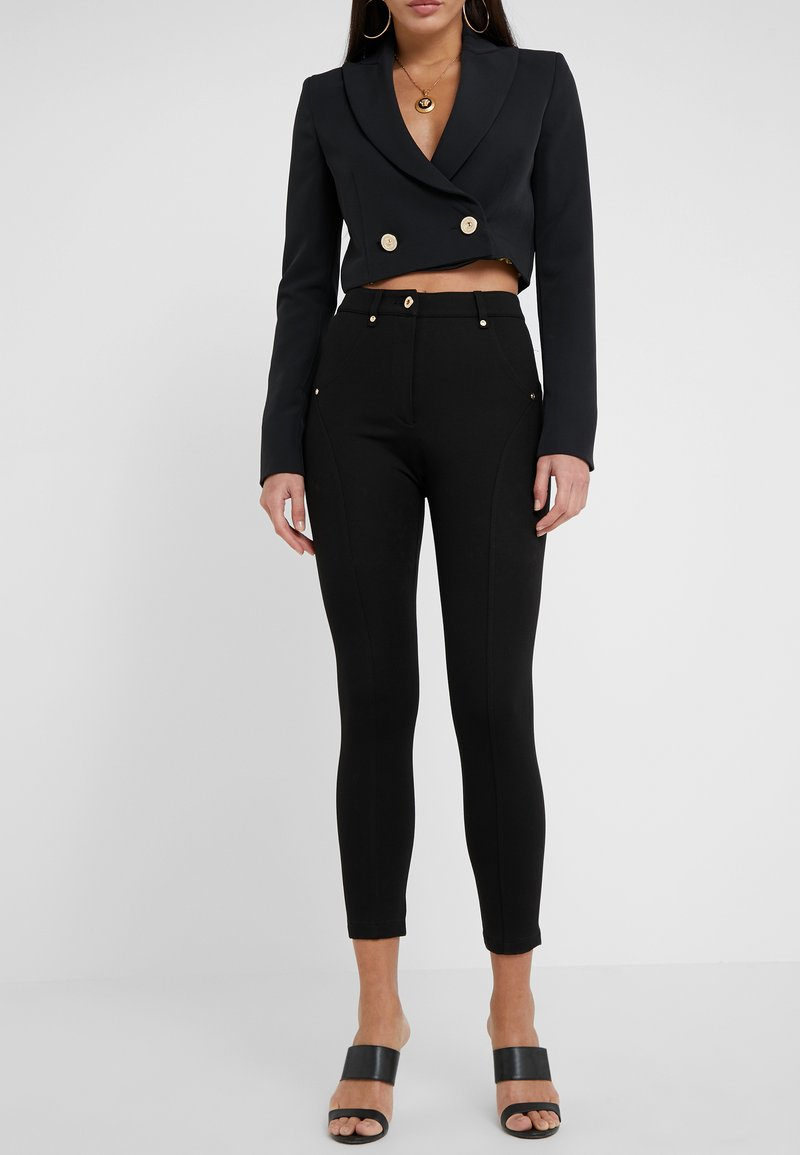 Versace Jeans Couture - Broek - nero