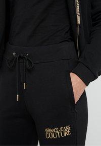 Versace Jeans Couture - Pantaloni sportivi - nero - 4