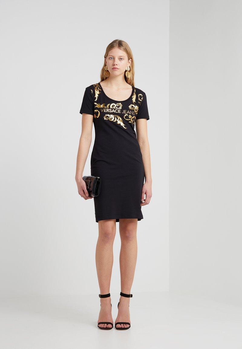 Versace Jeans - Jersey dress - nero