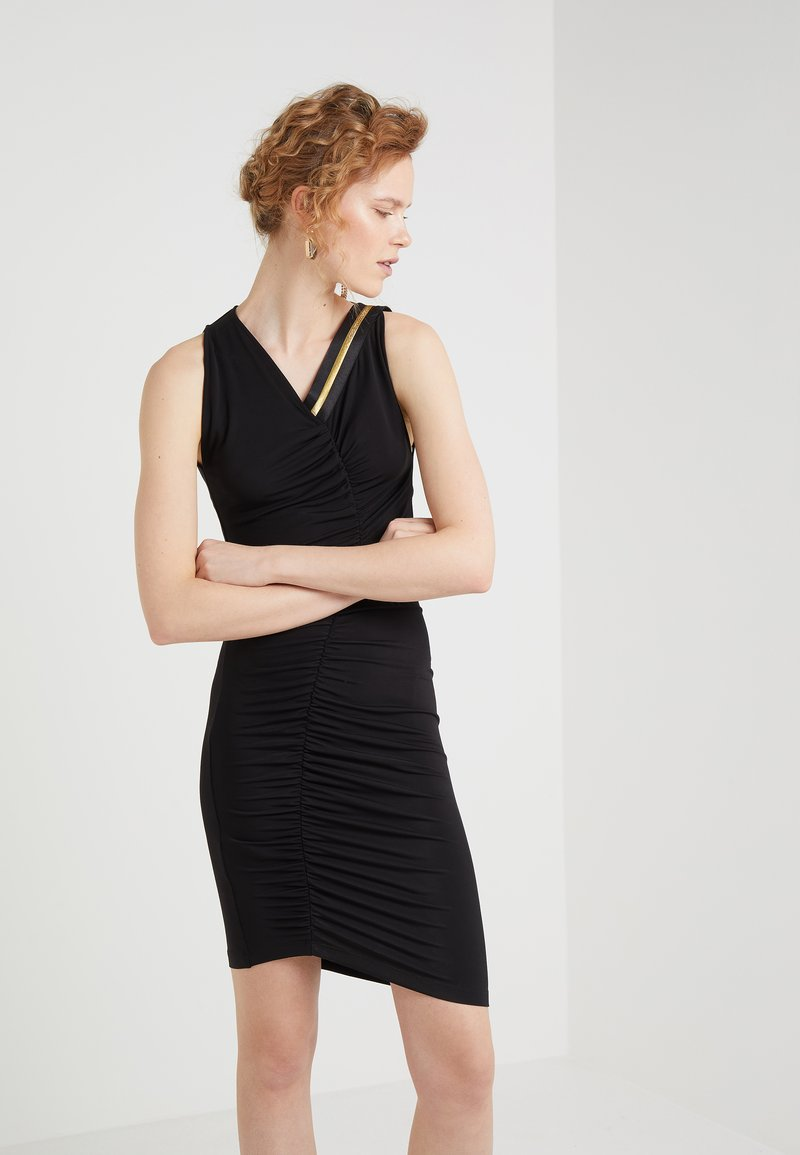 Versace Jeans - Shift dress - nero