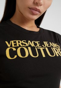 Versace Jeans Couture - Shift dress - nero - 5