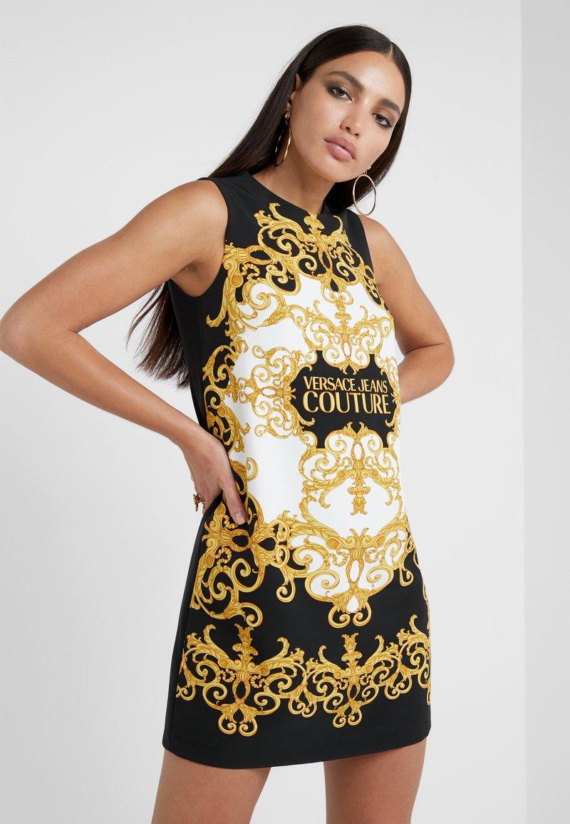 Versace Jeans Couture - Cocktailkleid/festliches Kleid - nero