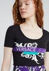Versace Jeans - T-shirt imprimé - nero