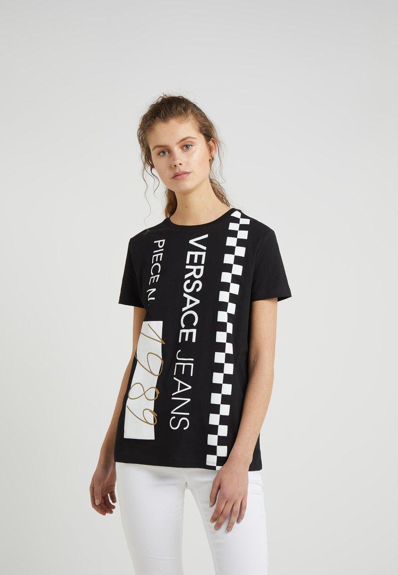 Versace Jeans - T-Shirt print - nero