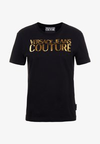 Versace Jeans Couture - T-shirt print - nero - 3