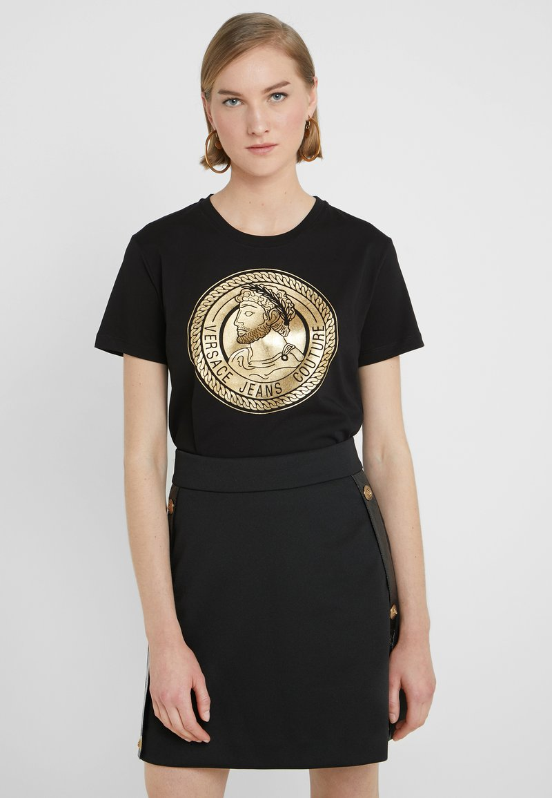 Versace Jeans Couture - T-Shirt print - nero