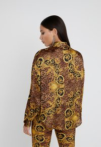 Versace Jeans Couture - Button-down blouse - gold - 2