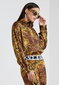 Versace Jeans Couture - Button-down blouse - gold - 1