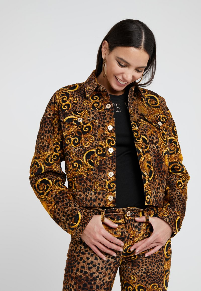 Versace Jeans Couture - Giacca leggera - gold