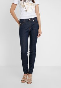 Versace Jeans Couture - Jeans Skinny Fit - indigo - 0