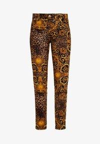 Versace Jeans Couture - Pantalon classique - gold - 4