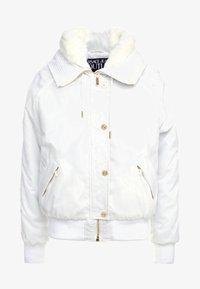 Versace Jeans Couture - Veste d'hiver - bianco ottico - 7