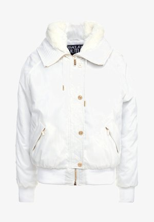 Zimní bunda - bianco ottico