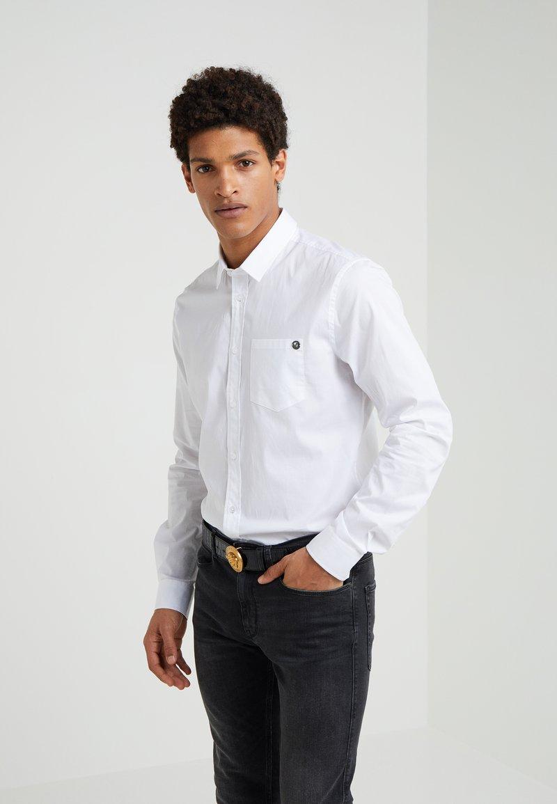 Versace Jeans - TUM SLIM FIT - Shirt - white