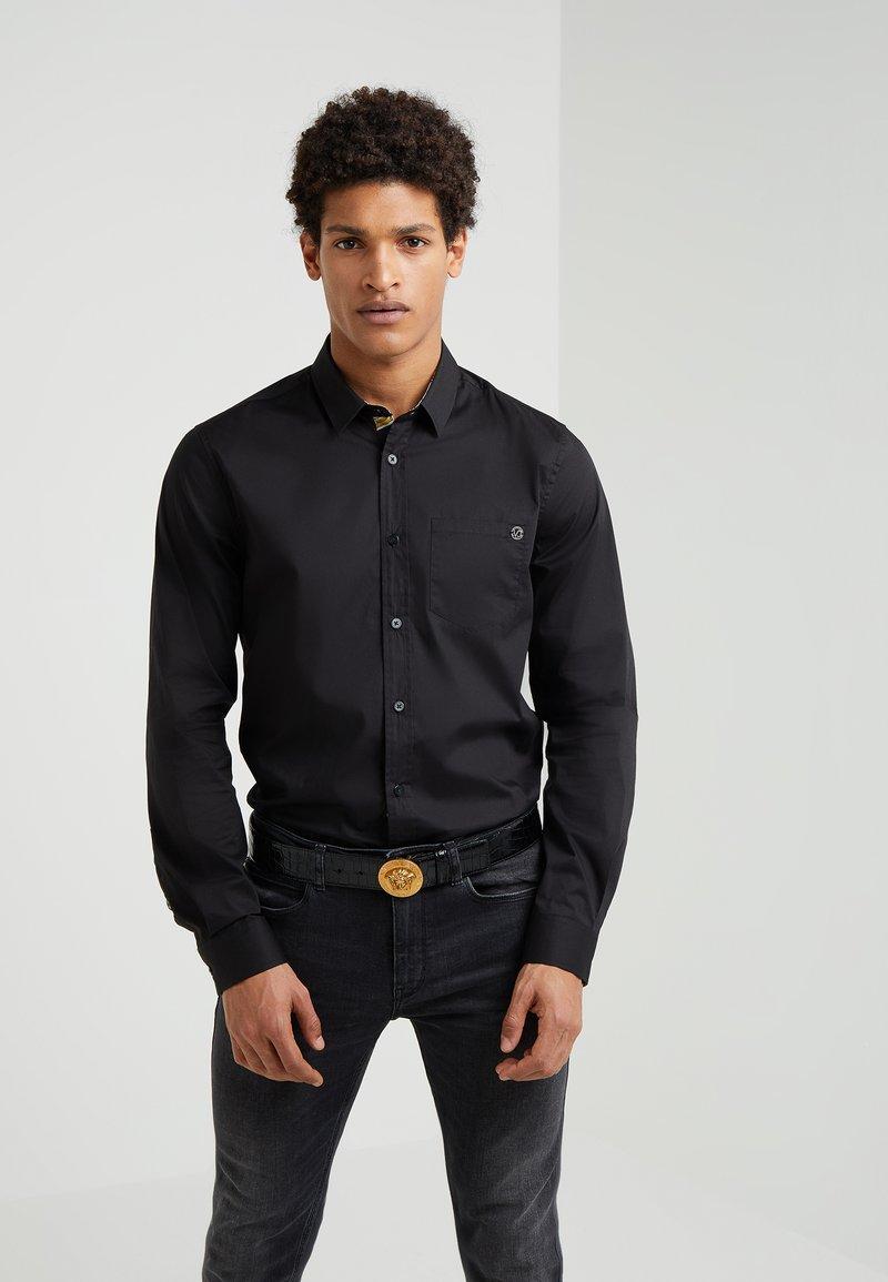 Versace Jeans - TUM SLIM FIT - Shirt - black