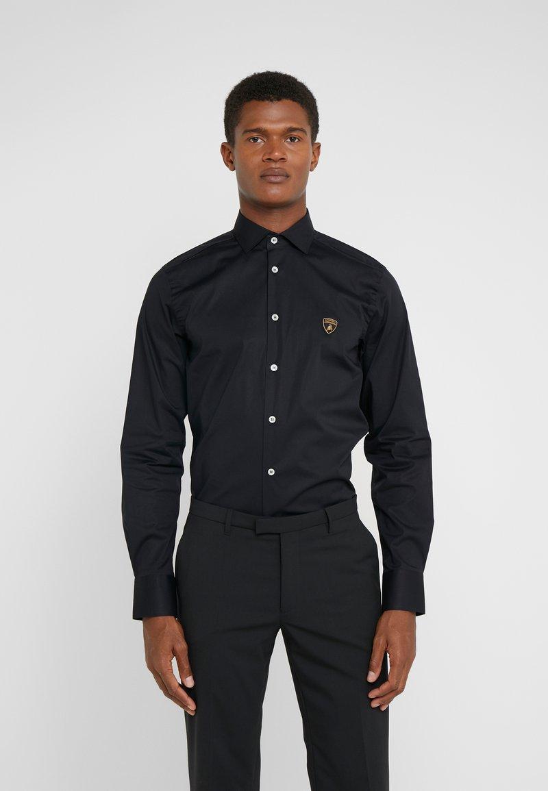 Lamborghini - Camicia elegante - black