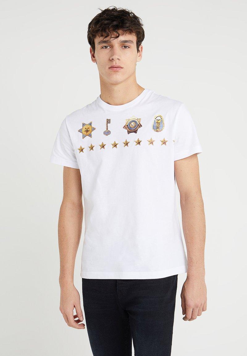 Versace Jeans - Print T-shirt - white