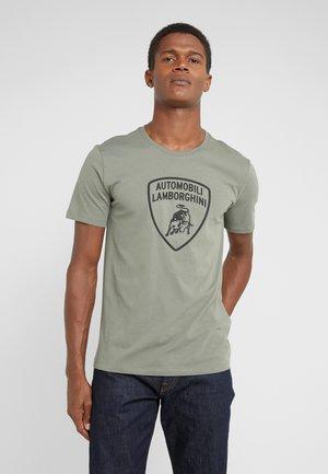 T-Shirt print - frog