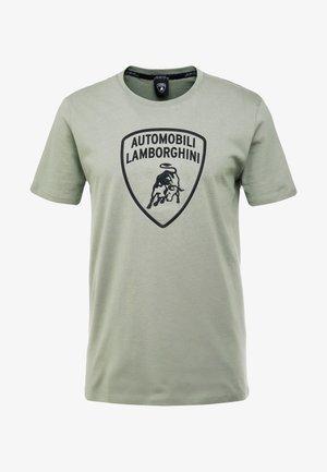 T-shirt z nadrukiem - frog