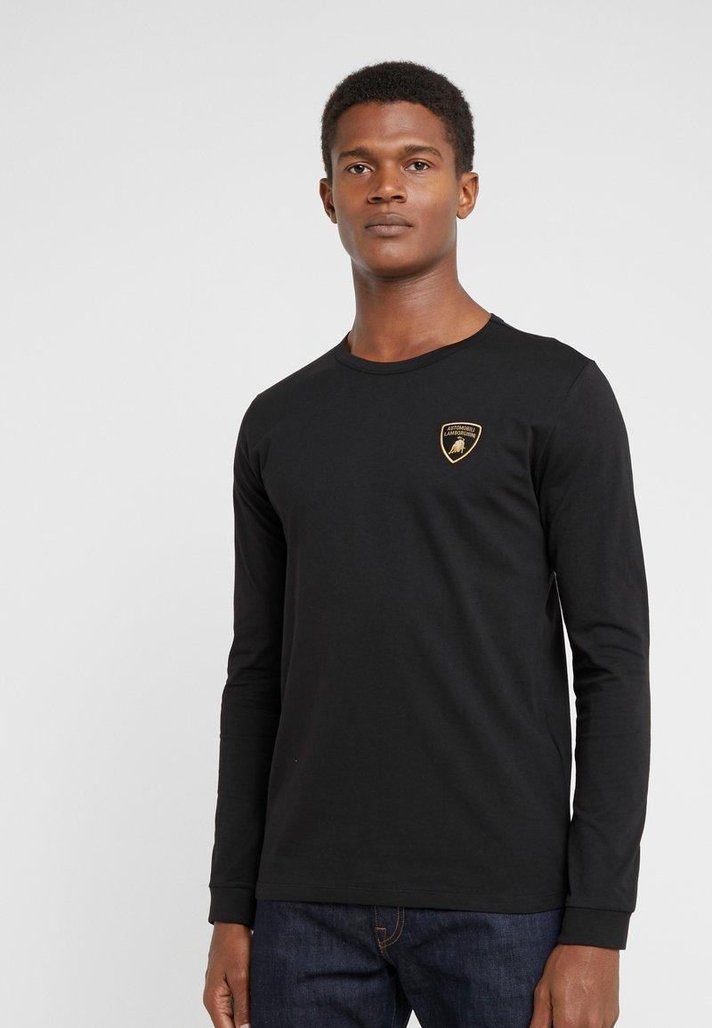 Lamborghini - Langarmshirt - black