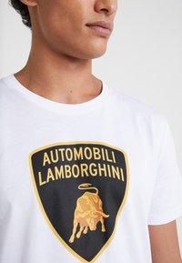 Lamborghini - T-Shirt print - white - 6