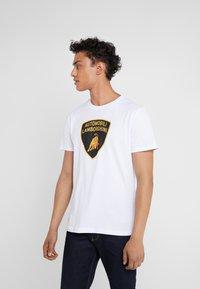 Lamborghini - T-Shirt print - white - 0
