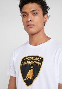 Lamborghini - T-Shirt print - white - 3