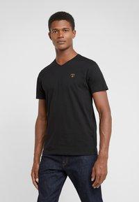 Lamborghini - T-shirt con stampa - black - 0