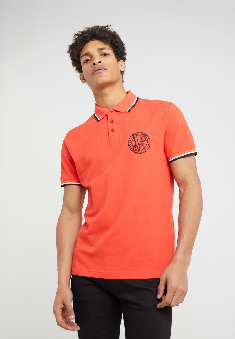Versace Jeans - Polo shirt - red