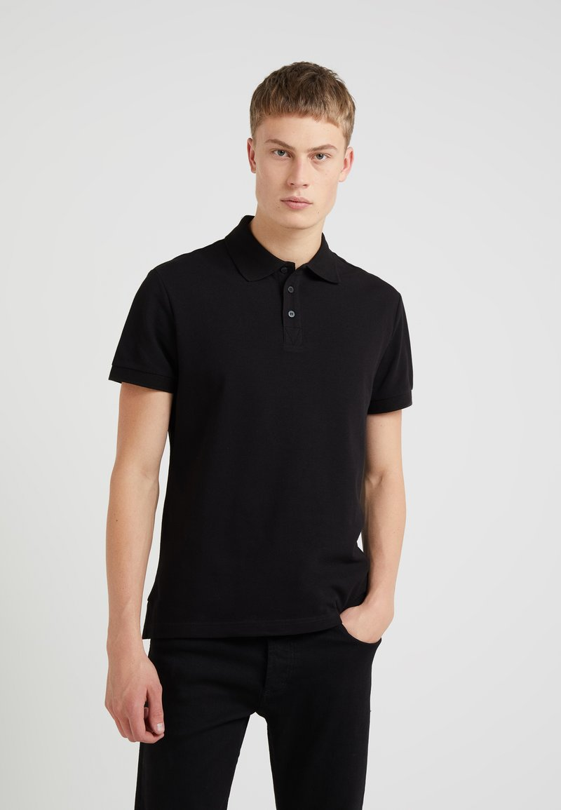 Versace Jeans - Polo shirt - black