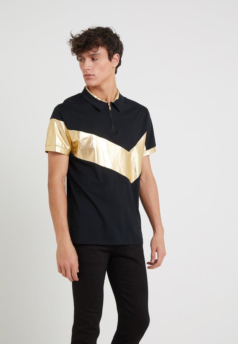 Versace Jeans - Polo shirt - black