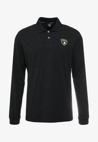 Lamborghini - Poloshirts - black - 5