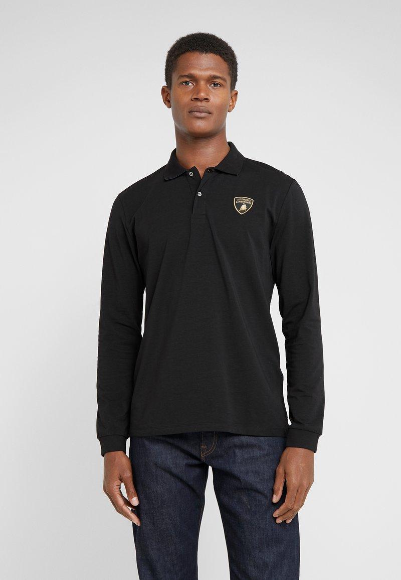 Lamborghini - Poloshirts - black