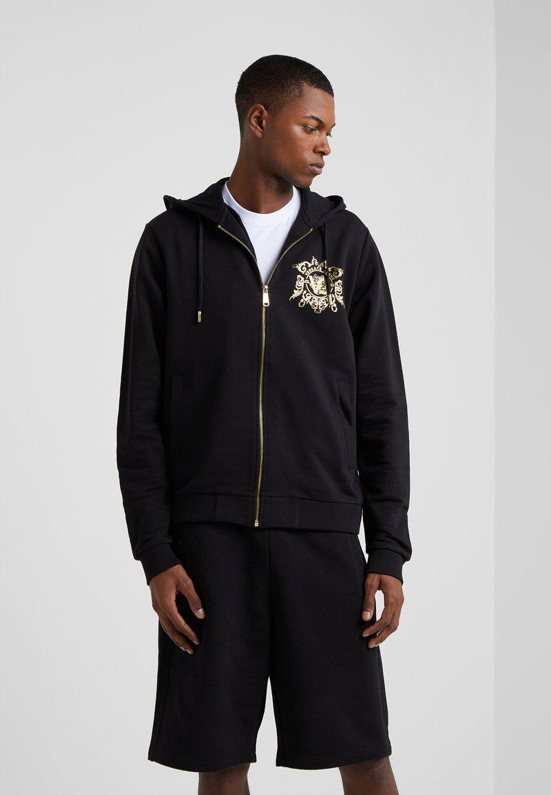 Versace Jeans - HOODIE ZIP - Sweatjakke /Træningstrøjer - black