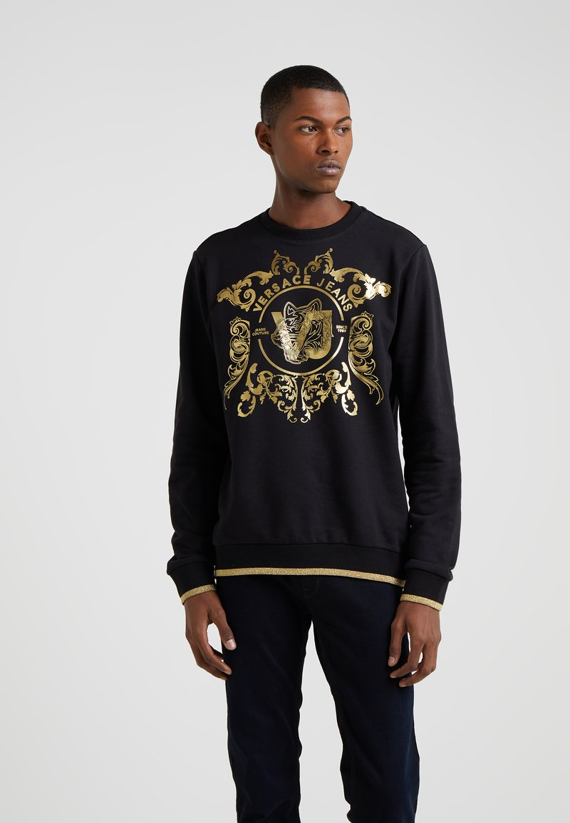 Versace Jeans - Felpa - black