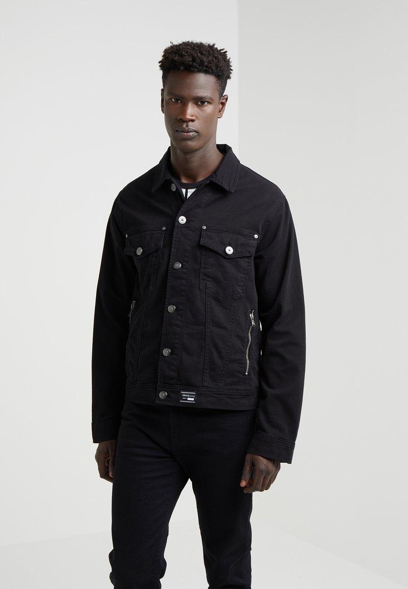 Versace Jeans - Denim jacket - black