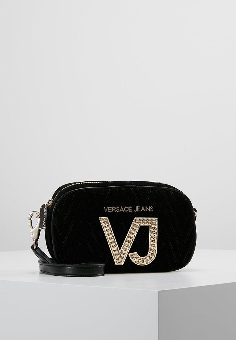 Versace Jeans - CROSSBODY - Schoudertas - nero