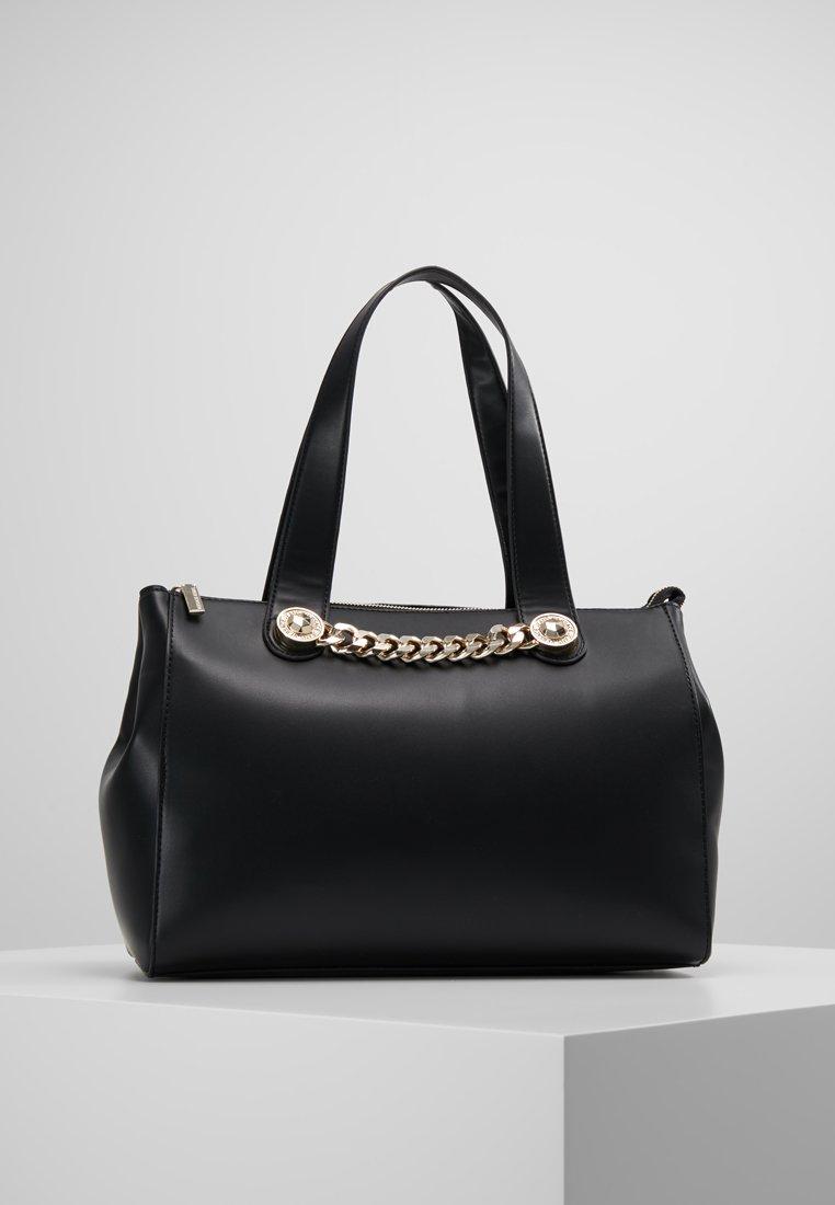 Versace Jeans - CHAIN CLOSURE - Handtasche - nero