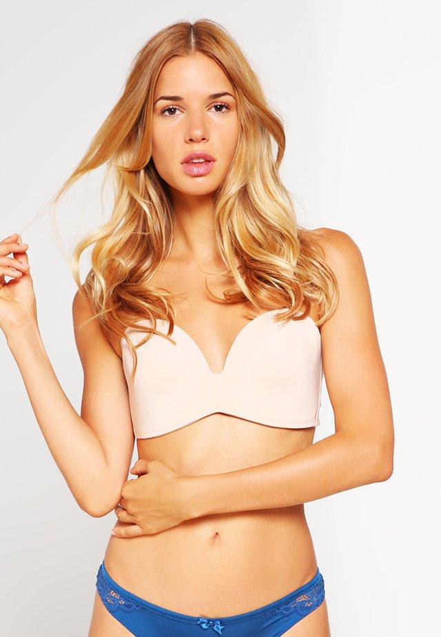 Multiway / Strapless bra - skin