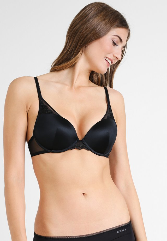 MODERN CHIC  - Reggiseno push-up - schwarz