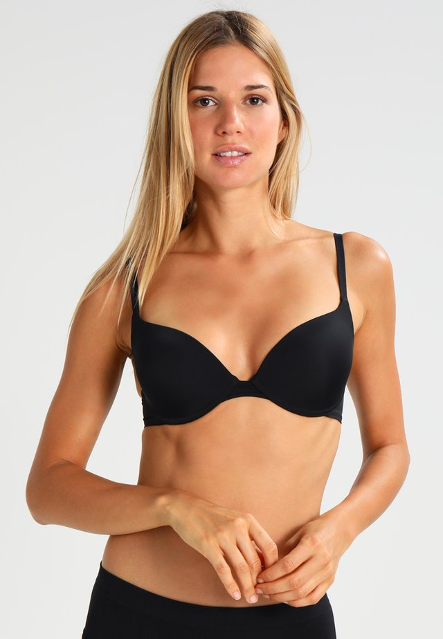UP TO DAY - Strapless BH - schwarz